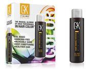 Безаммиачная Масляная краска для волос с кератином GKhair