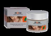 Дневной натуральный крем для сухой кожи лица Moraz Polygonum Day Cream