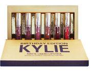 KYLIE BIRTHDAY EDITION - жидкая помада для твоих губ