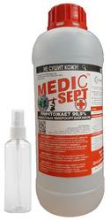 Антисептик  для рук-жидкие перчатки MEDIC-SEPT